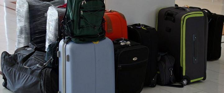 Groot bagage inchecken?